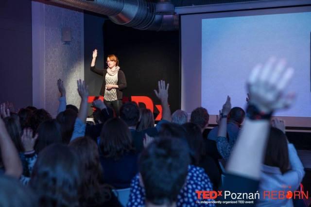 Joanna Chmiel TEDx